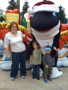 Christmas at Sea World